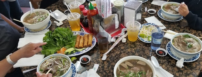 Pho Filet is one of SimpleFoodie Recommends.