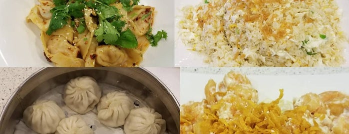 Mama's Dumpling House is one of Justin 님이 저장한 장소.