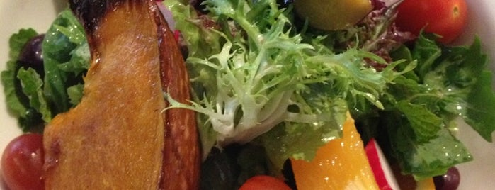 Real Food is one of Vegan and Vegetarian.