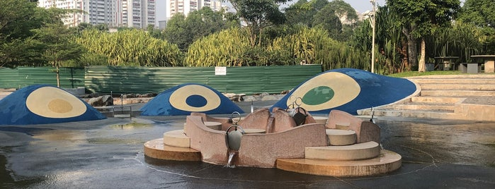 Water Playground is one of シンガポール/Singapore.