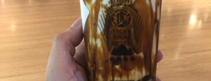 Tiger Sugar is one of Orte, die Ricky gefallen.