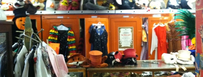 Dallas Costume Shoppe is one of Entertainment/Places.