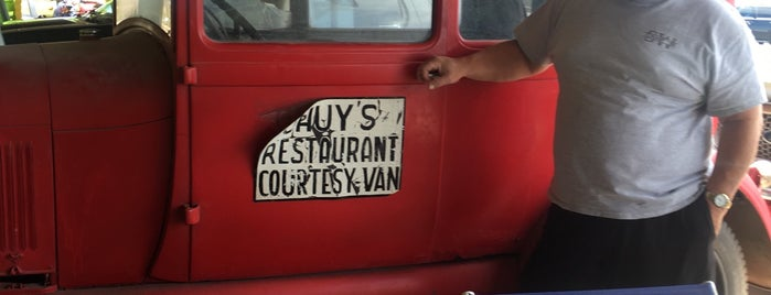Chuy's Restaurant is one of Holiday Bowl Road Trip.