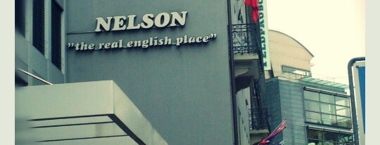 Nelson Pub is one of Orte, die Andreas gefallen.