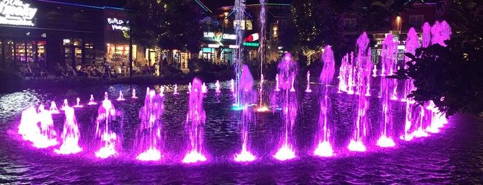 The Island Show Fountains is one of Joshua'nın Kaydettiği Mekanlar.