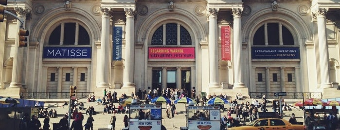 Museum Mile is one of The New Yorker's About Town Badge. (Tested).