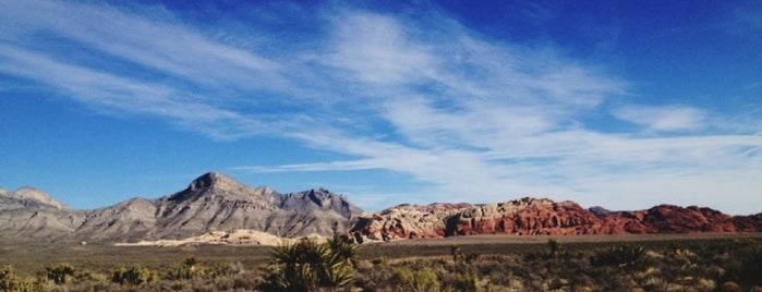 Red Rock Canyon National Conservation Area is one of Las Vegas, NV.
