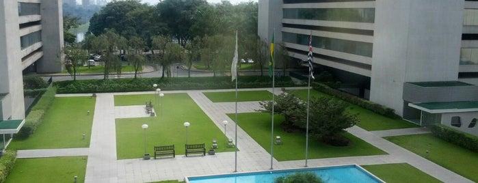 Centro Empresarial de São Paulo (CENESP) is one of Lugares favoritos de José Augusto.