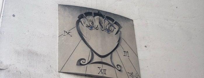 Dalí's Sundial Paris is one of Paris 2019.