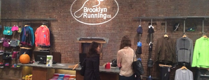 Brooklyn Running Co is one of Shop.