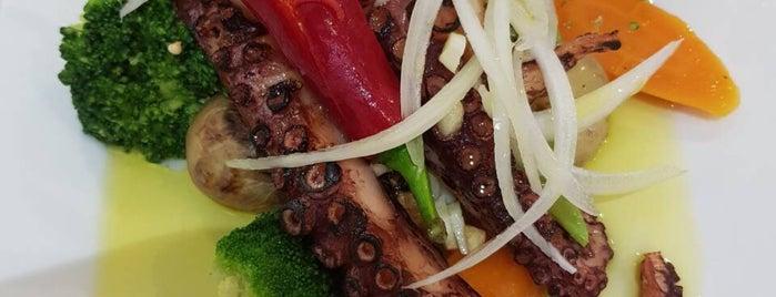 Oceano Restaurant is one of STA Travel London Cheap Eats.