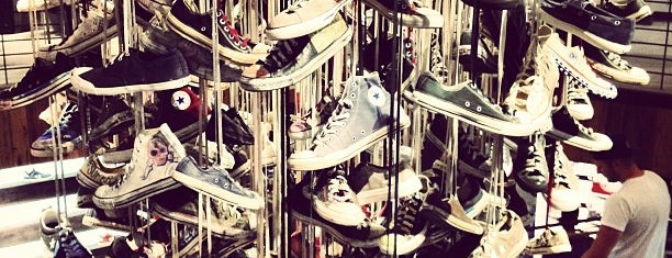Converse is one of San Francisco.