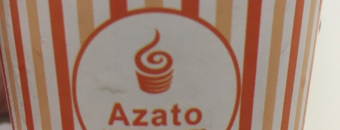 Azato Nitro Gelado is one of Clau : понравившиеся места.