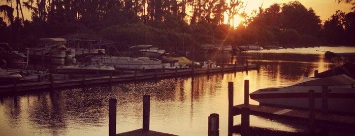 Bay Hill Marina is one of My Magic Orlando.