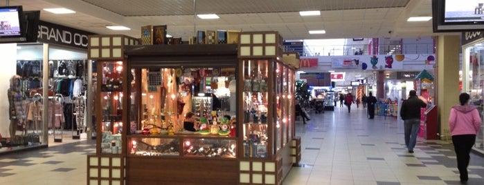 Вэйпарк is one of TOP-100: Торговые центры Москвы.