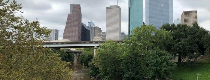 Buffalo Bayou Walk is one of Houston.