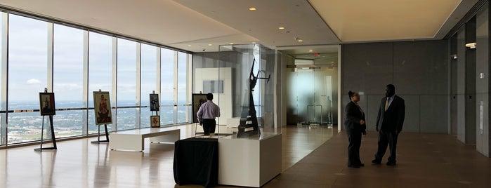 JPMorgan Chase Tower is one of Brkgny 님이 좋아한 장소.