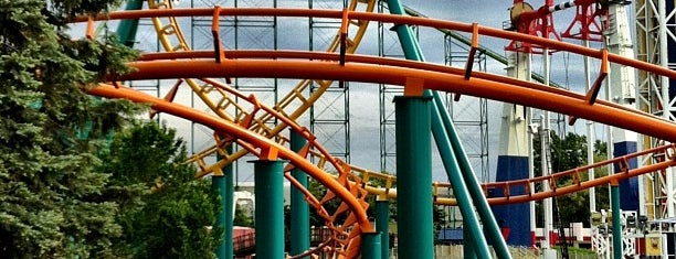 Corkscrew is one of Rollercoasters I've Conquered.