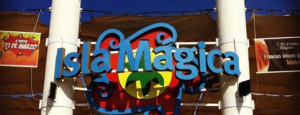 Isla Mágica is one of Como me lo paso.
