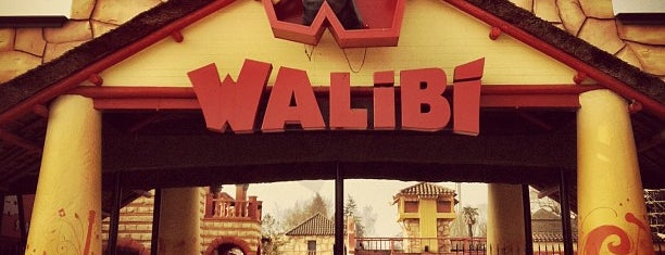 Walibi Belgium is one of Spots Checked!.