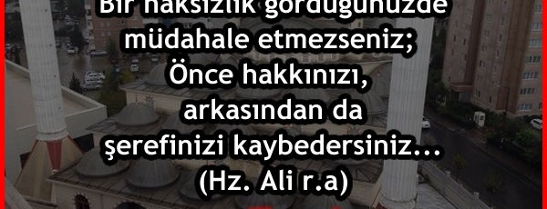 Taksim Meydanı is one of myn Live.