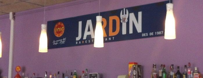 Restaurante Jardín is one of Lugares guardados de JC.