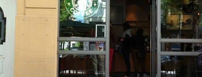 Starbucks is one of Munich Social.