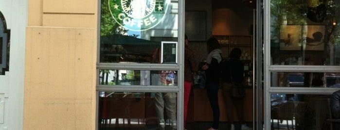 Starbucks is one of Munich Social.