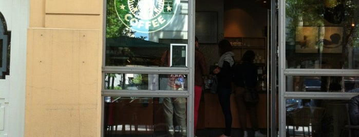 Starbucks is one of Lugares favoritos de Rob.