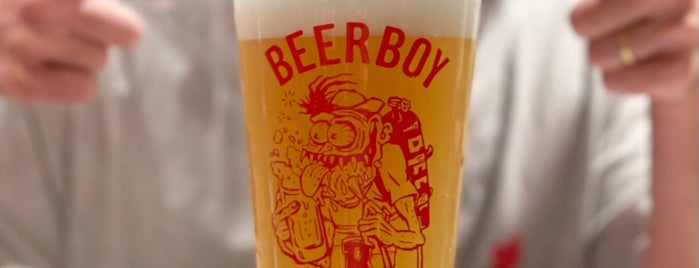 Tachinomi Beerboy is one of Do: Tokyo ☑️.