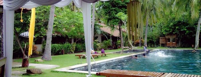Cocotinos Boutique Beach Resort is one of Tempat yang Disukai Jose.