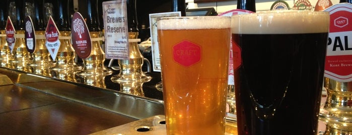 The Craft Beer Co. is one of Scoffers - Reviews.