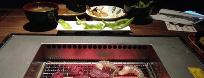 Kintan Japanese BBQ is one of Scoffers - Reviews.