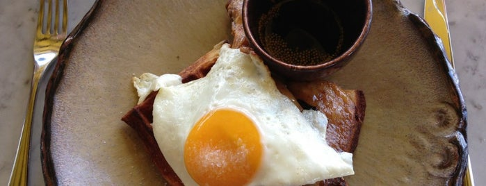 Duck & Waffle is one of Scoffers - Reviews.