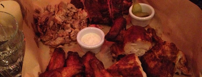 Big Easy Bar.B.Q & Crabshack is one of Scoffers - Reviews.
