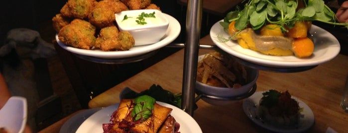 Iydea Vegetarian Kitchen is one of Scoffers - Reviews.
