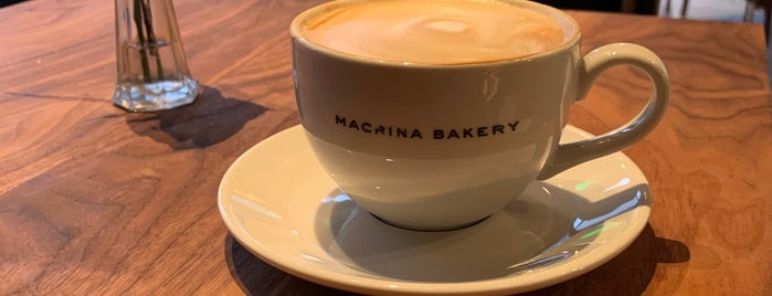 Macrina Bakery & Cafe is one of Rose's Liked Places.
