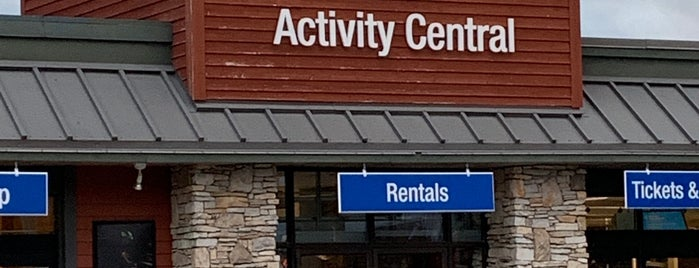 Activity Central is one of Up Coming Skiresort.