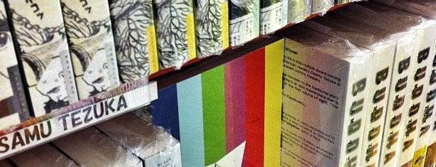 Books Kinokuniya is one of NYC 2015 F/L.