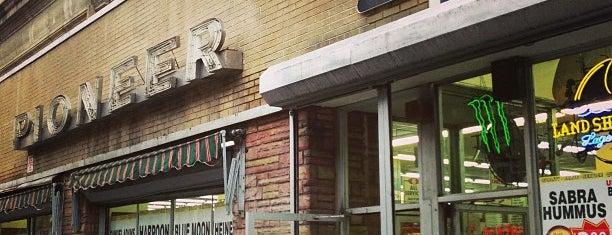 Pioneer Supermarket is one of My Haunts.