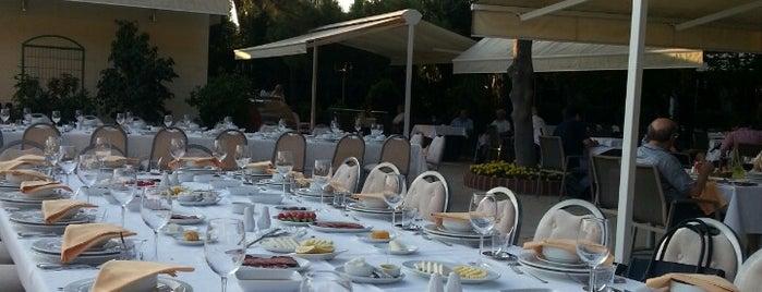 Büyük Kulüp Derneği (Baron Restaurant) is one of Eat in Constantin.