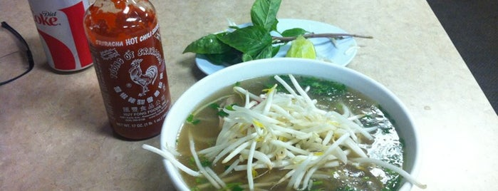 Phở An Hoa is one of G.D.さんのお気に入りスポット.