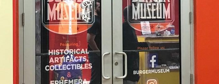 Burger Museum by Burger Beast is one of Posti che sono piaciuti a Burger Beast.
