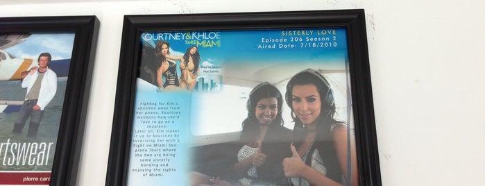 Miami Seaplane Tours is one of Santiagoさんの保存済みスポット.
