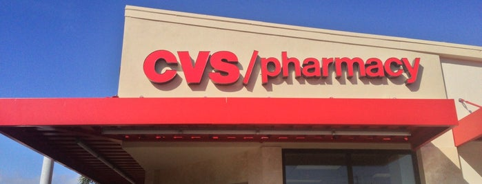 CVS pharmacy is one of May-June 2019.