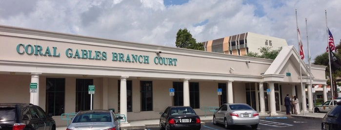 Coral Gables District Court is one of Barry 님이 좋아한 장소.