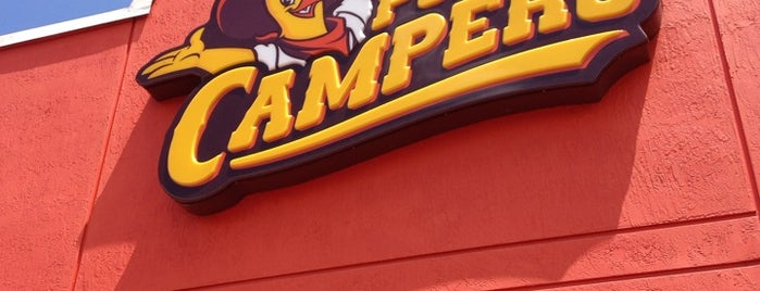 Pollo Campero is one of CHQ out MIAMI.