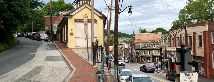 Historic Ellicott City is one of ellicott city.