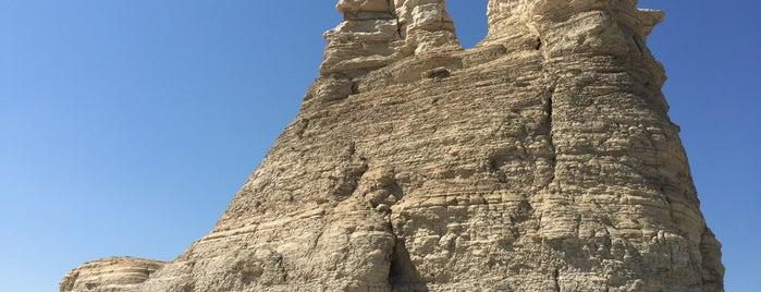 Castle Rock Badlands is one of Matthew'in Beğendiği Mekanlar.