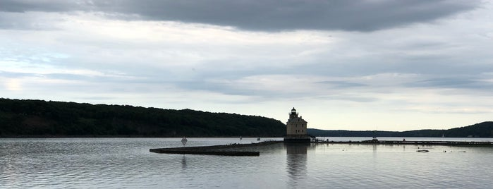 Rondout Lighthouse is one of Kingston, NY.